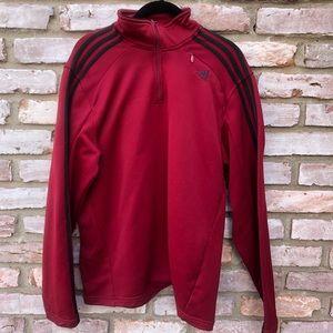 Adidas Men's 1/2 Zip Pullover